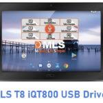 MLS T8 iQT800 USB Driver