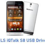 MLS iQTalk S8 USB Driver