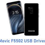Movic F5502 USB Driver