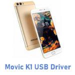 Movic K1 USB Driver