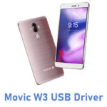 Movic W3 USB Driver