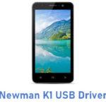 Newman K1 USB Driver
