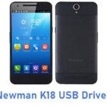 Newman K18 USB Driver