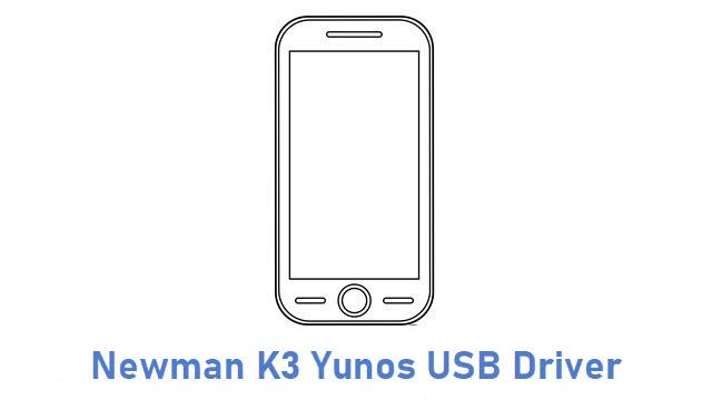Newman K3 Yunos USB Driver