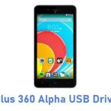 OPlus 360 Alpha USB Driver