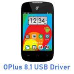 OPlus 8.1 USB Driver