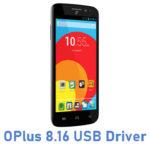 OPlus 8.16 USB Driver