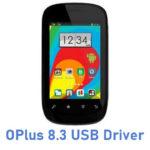 OPlus 8.3 USB Driver