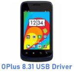 OPlus 8.31 USB Driver