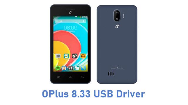 OPlus 8.33 USB Driver