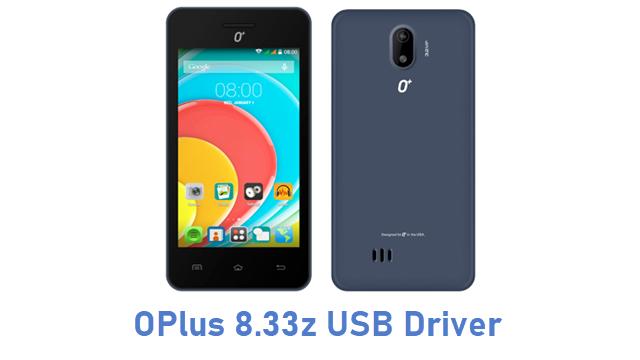 OPlus 8.33z USB Driver