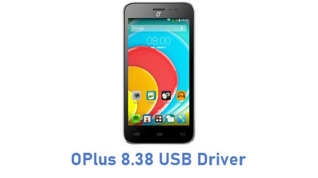OPlus 8.38 USB Driver