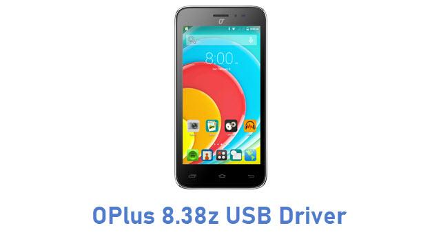 OPlus 8.38z USB Driver