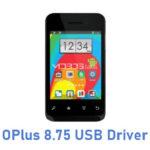 OPlus 8.75 USB Driver