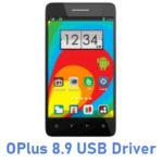 OPlus 8.9 USB Driver