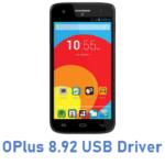 OPlus 8.92 USB Driver