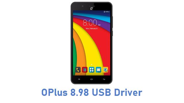 OPlus 8.98 USB Driver