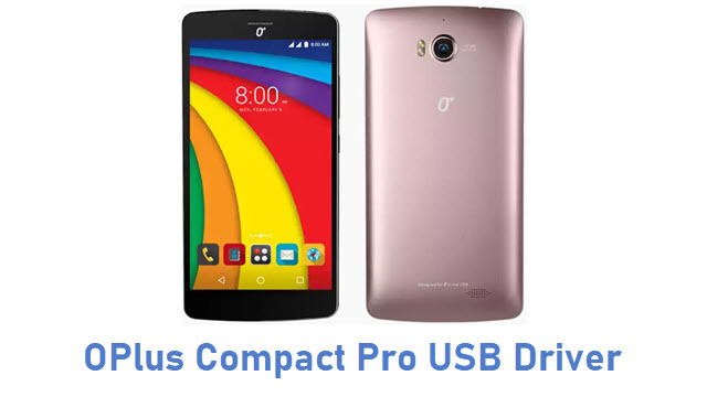OPlus Compact Pro USB Driver