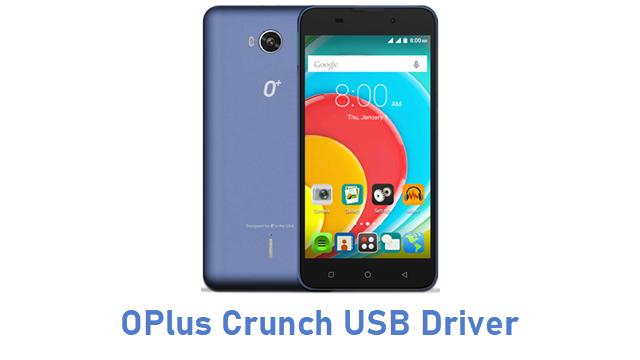 OPlus Crunch USB Driver