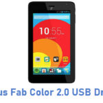 OPlus Fab Color 2.0 USB Driver