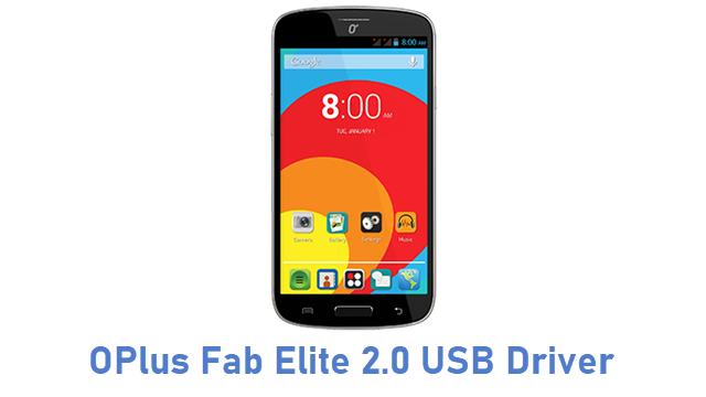 OPlus Fab Elite 2.0 USB Driver