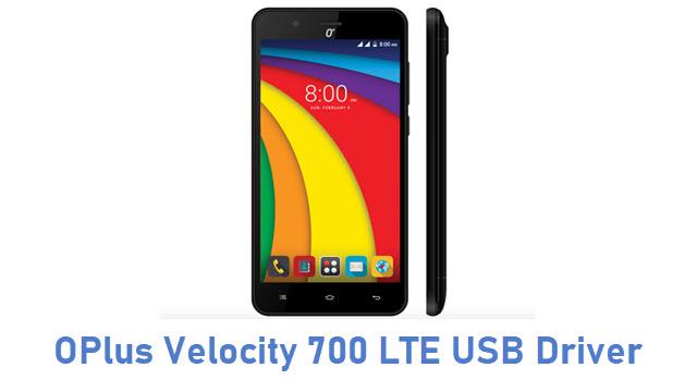 OPlus Velocity 700 LTE USB Driver