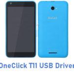 OneClick T11 USB Driver
