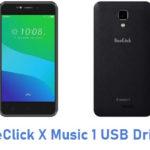 OneClick X Music 1 USB Driver