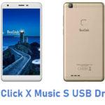 OneClick X Music S USB Driver