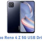 Oppo Reno 4 Z 5G USB Driver