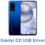 Oukitel C21 USB Driver