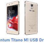 Quantum Titano M1 USB Driver