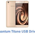 Quantum Titano USB Driver