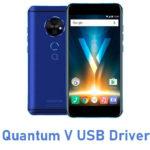 Quantum V USB Driver