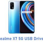 Realme X7 5G USB Driver
