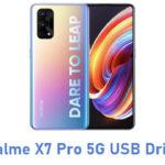 Realme X7 Pro 5G USB Driver