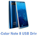 S-Color Note 8 USB Driver