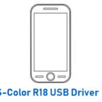 S-Color R18 USB Driver