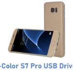 S-Color S7 Pro USB Driver