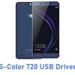 S-Color T20 USB Driver