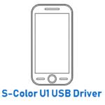 S-Color U1 USB Driver