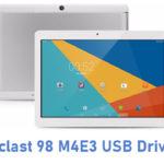 Teclast 98 M4E3 USB Driver