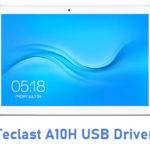 Teclast A10H USB Driver