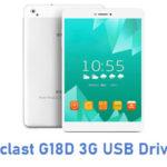 Teclast G18D 3G USB Driver