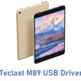 Teclast M89 USB Driver