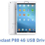 Teclast P80 4G USB Driver