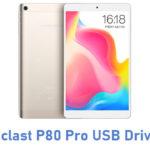 Teclast P80 Pro USB Driver