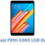 Teclast P89H G3M3 USB Driver