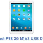 Teclast P98 3G M1A3 USB Driver