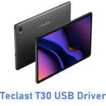 Teclast T30 USB Driver